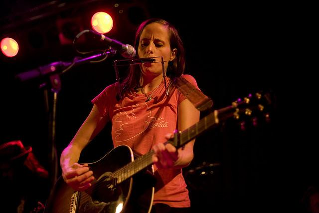 "Seattle's Sera Cahoone released ""Deer Creek Canyon"" in September."