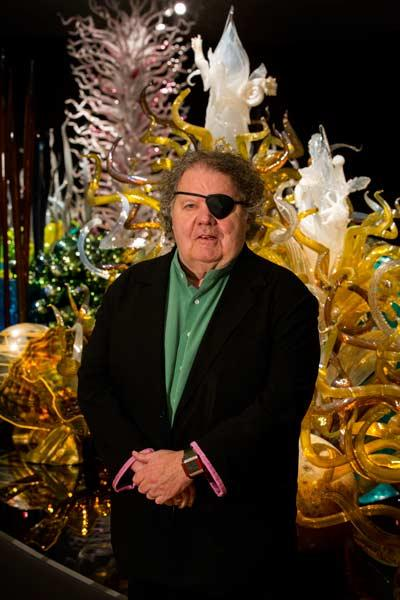 Chihuly at the Virginia Museum of Fine Art, 2012.