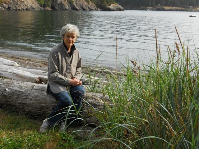 Orcas Island poet Dorothy Trogdon