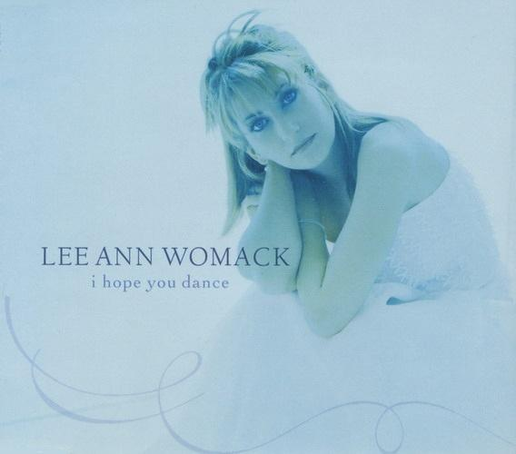 "Cover of Lee Ann Womack's ""I Hope You Dance"""