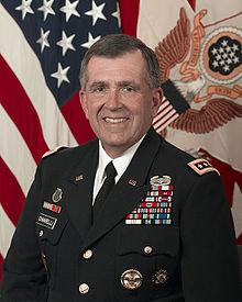 General Peter W. Chiarelli, former Vice Chief of Staff of the U.S. Army, retired