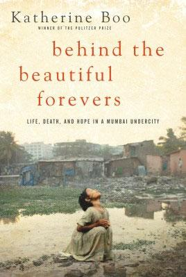 Cover of 'Behind the Beautiful Forevers'