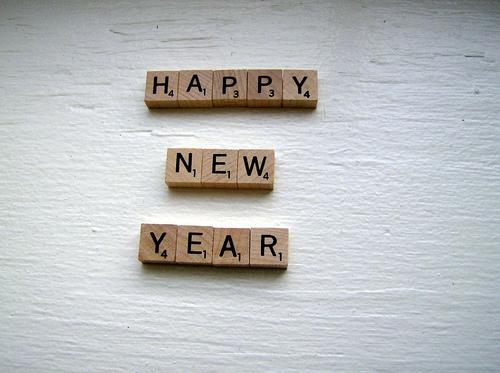 Here's wishing you many tripple-word scores in 2013.
