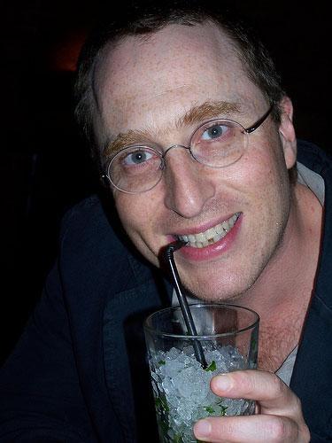 Journalist Jon Ronson