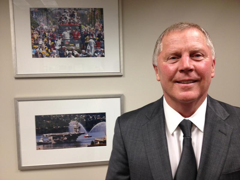 Everett Mayor Ray Stephenson