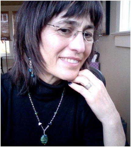 Poet Suzanne Edison