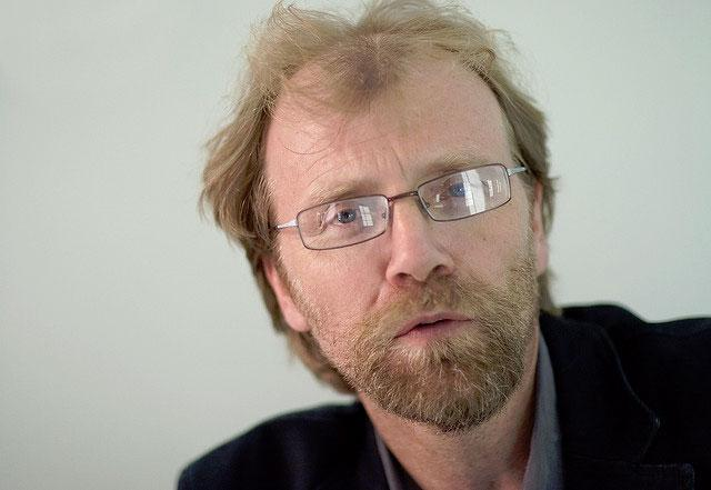 Author George Saunders