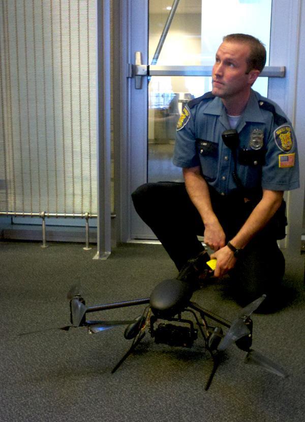 SPD Drone