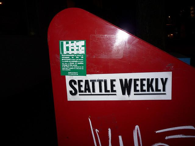 What's the future of the Seattle Weekly under its new ownership?