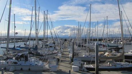 Recreational boaters in Washington pay a registration fee, part of which covers clean up and removal of derelict vessels. Commercial vessels do not pay into that fund.