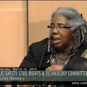Rev. Harriett Walden told Seattle City Council members she's qualified to serve on the Community Police Commission.
