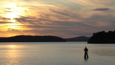 More than 70,000 people visit Washington's San Juan Islands every year.