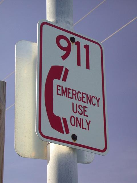 When calling 911, know your location.