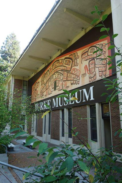 The Burke Museum of Natural History and Culture.