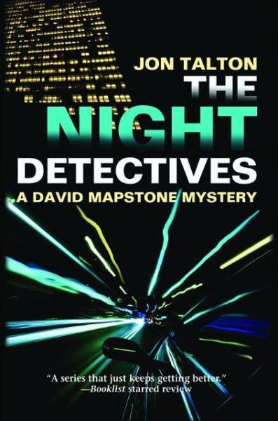 "Cover of ""The Night Detectives"" by Jon Talton."