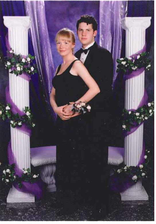 In 1994, long before Ann Dornfeld covered Garfield High School as KUOW's education reporter, she was just another GHS junior, dancing to R. Kelly amidst the purple taffeta with her date, Mort.