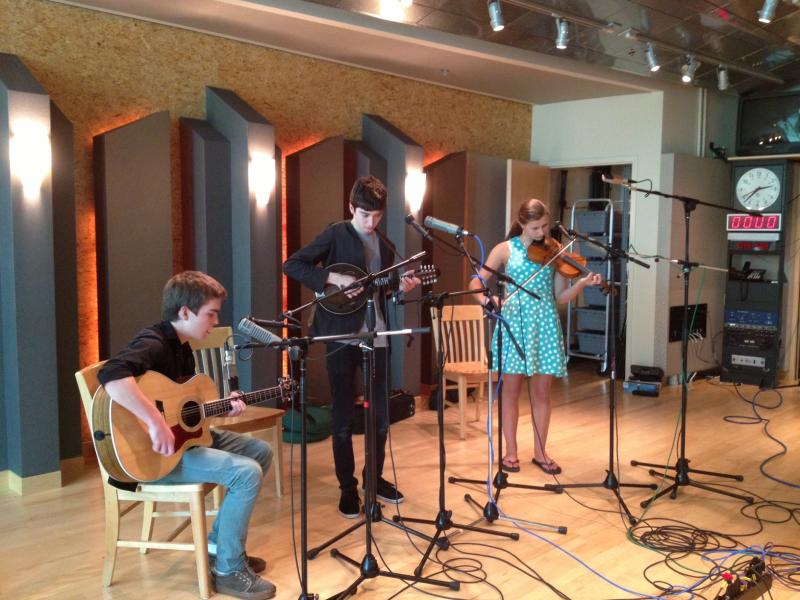 The Onlies Play Live in KUOW Performance Studio