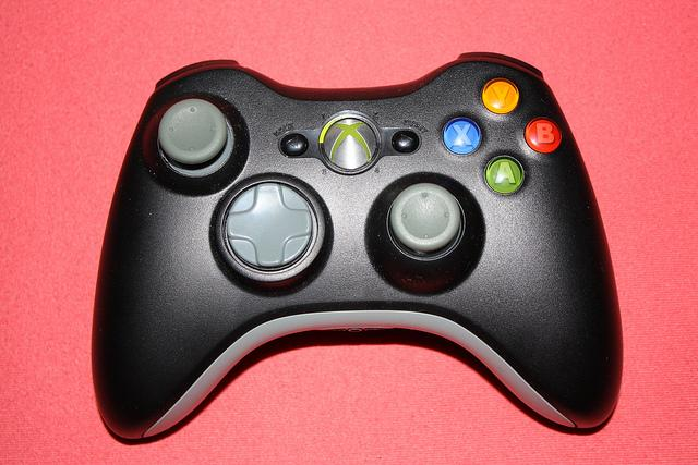 The Xbox 360 conroller, pictured, will get some upgrades though the shape will stay largely the same for the new Xbox One.