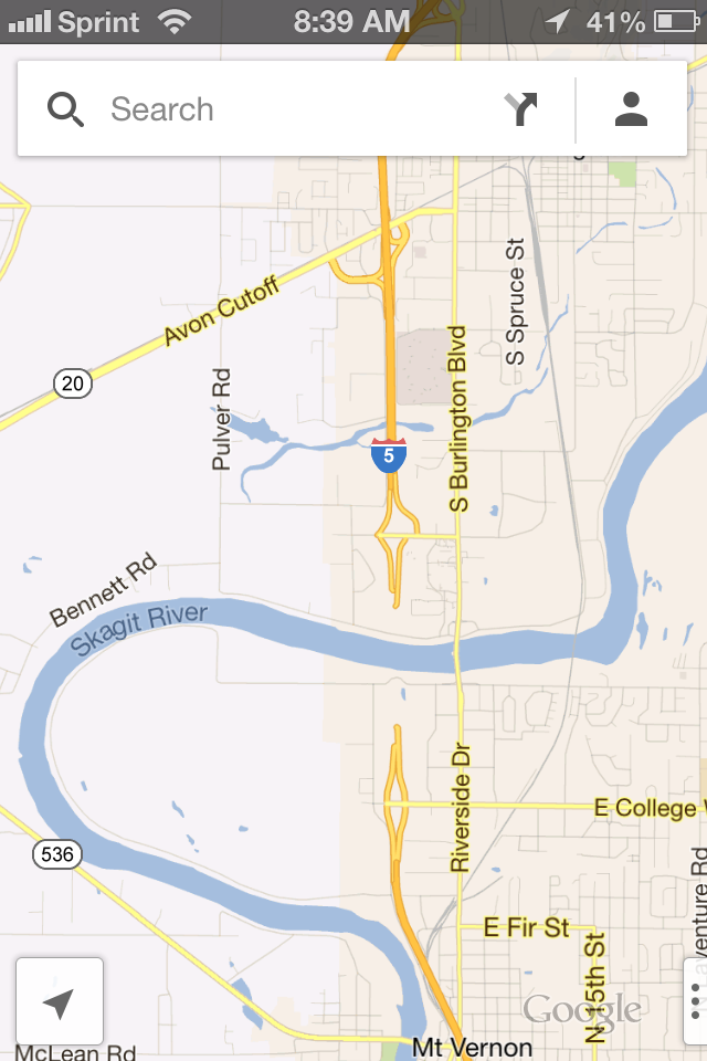 Google Maps has already removed the bridge from their maps.