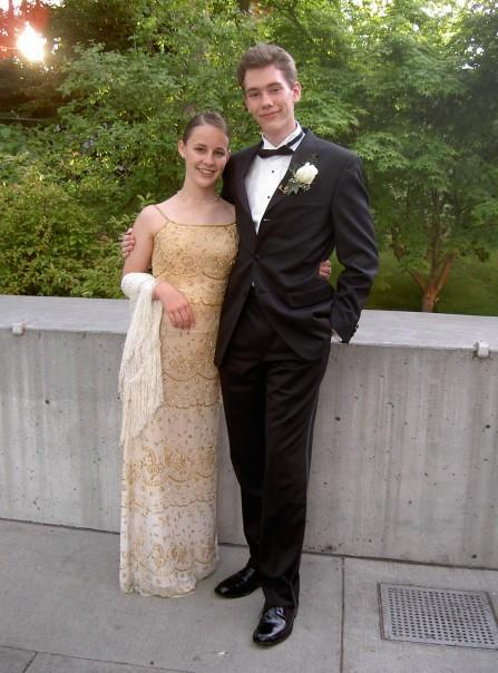 "Web producer Kara McDermott's date asked her to prom by slipping the question into her favorite book, ""Pride and Prejudice."" She owns 10 copies of the book today and is still friends with the gentleman who took her to Issaquah High School's prom in 2005."