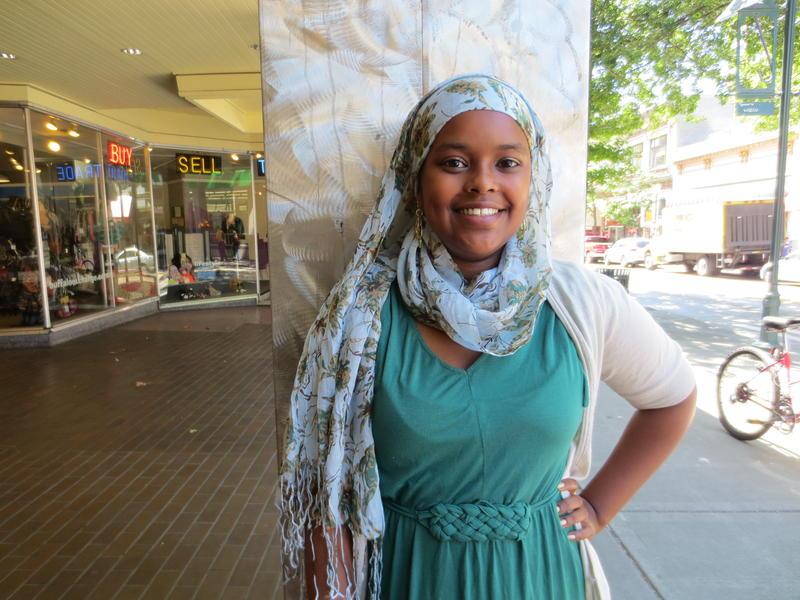 Amina Ibrahim, Junior, Franklin High School