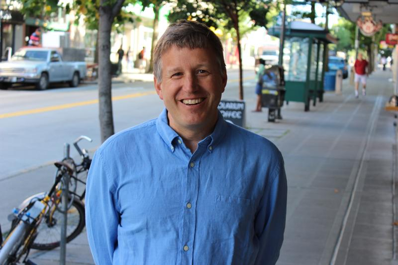 Seattle City Councilmember Mike O'Brien