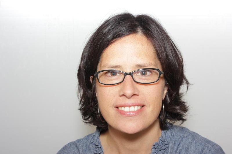 KUOW reporter Liz Jones.