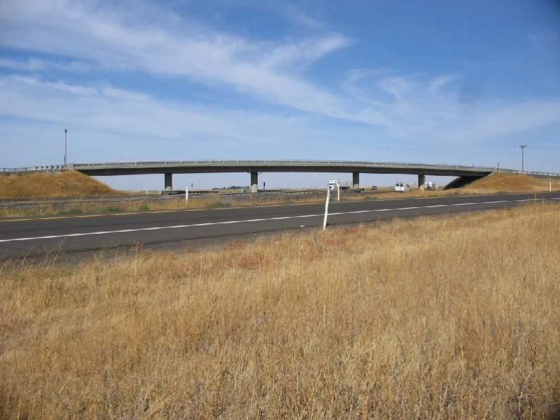 The Schoessler Road overpass near Ritzville on I-90 was struck three times in 2008 alone and six times in total between 2007 and 2012.