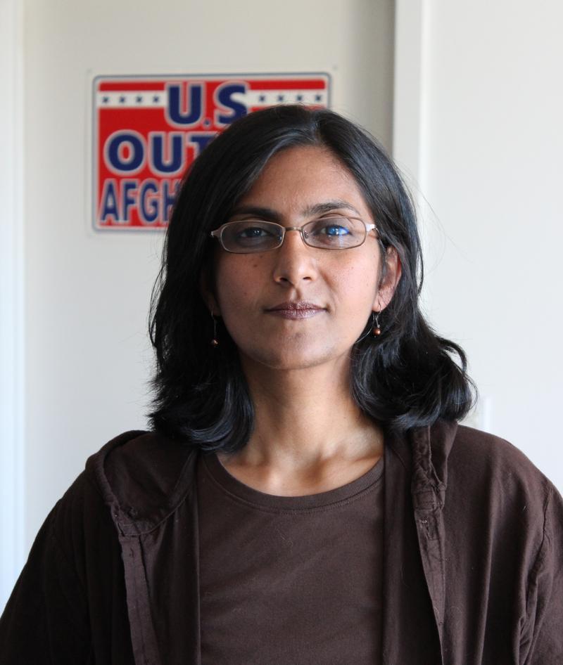 Seattle City Council Candidate Kshama Sawant
