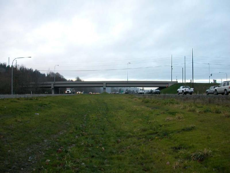 On SR 167 in Sumner, the 24th Street East overpass has been hit five times between 2007 and 2012.