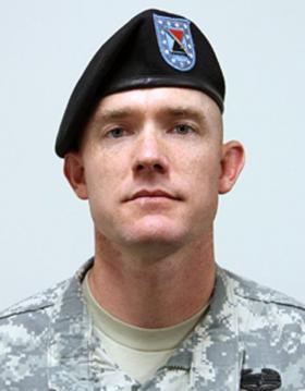 Staff Sgt. Ty Carter.