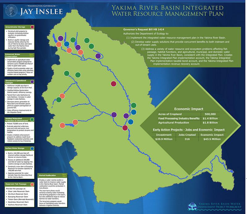 The large land purchase approved by Gov. Jay Inslee is designed to protect water sources.