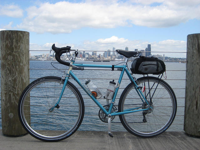 bikes in Seattle
