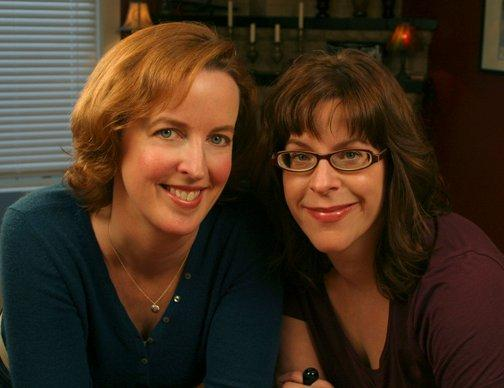 Kerry Colburn and Jen Worick, book publishing gurus.