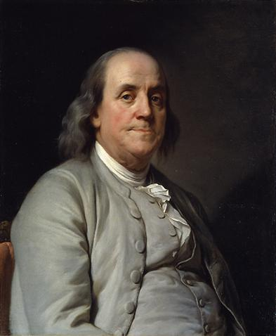 Founding Father Benjamin Franklin