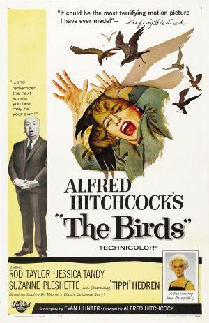 "Alfred Hitchcock's ""The Birds"" turns 50 this year, but will it make it to Robert Horton's top 10 list for movies from 1963?"