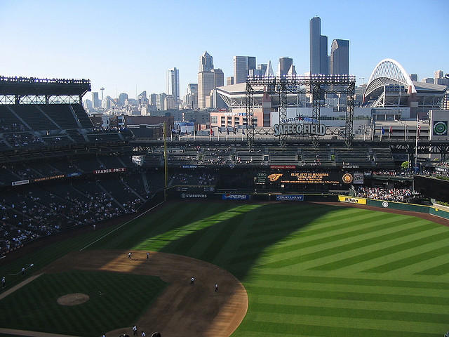 A naming rights agreement with Safeco Insurance and the Seattle Mariner's baseball field ends after the 2018 season.