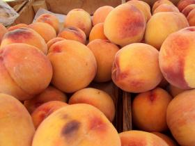 Collins Family Orchards peaches