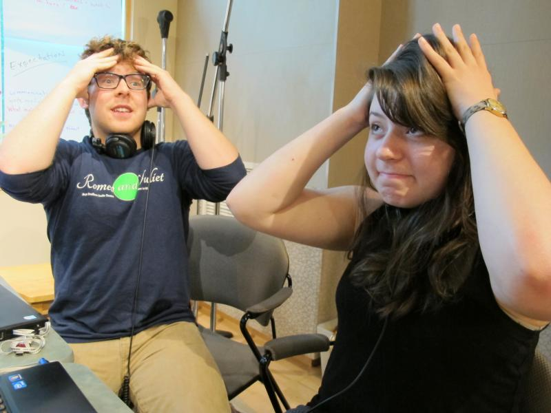 Co-hosts Ian Dangla and Kendra Hanna are filled with regret.