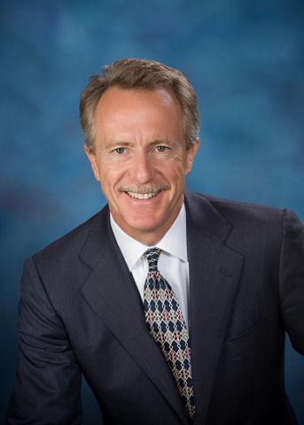 Washington state Treasurer James McIntire