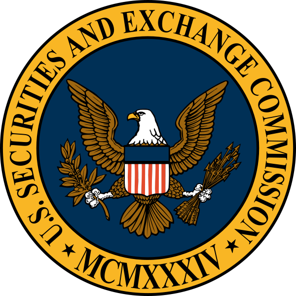 The SEC requires publicly traded companies to disclose their financial risks to investors.