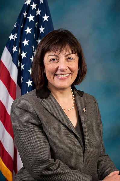 Washington Representative Suzan DelBene.