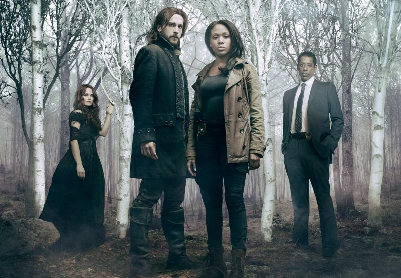 "FOX' new show ""Sleepy Hollow."""