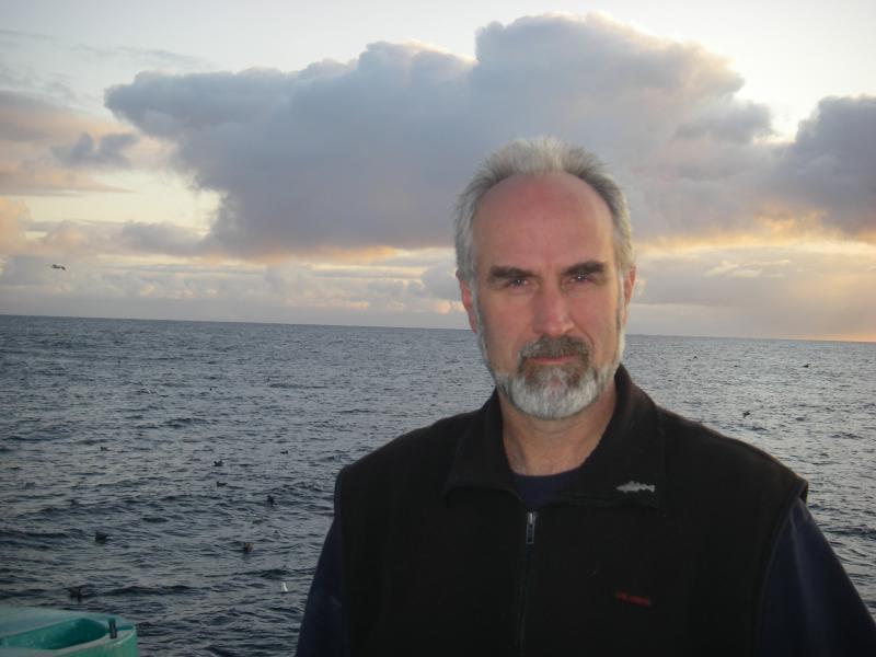 Portrait of Peter Munro