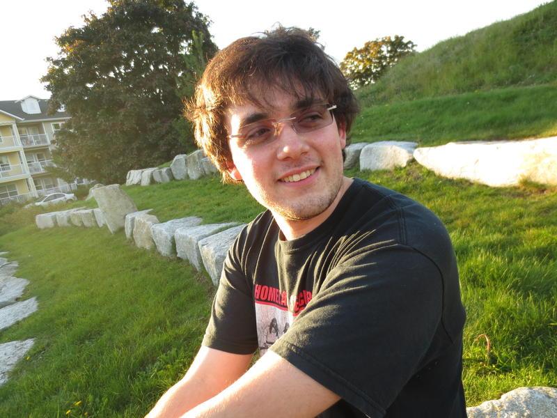 Chris Otey, Senior, Middle College High School