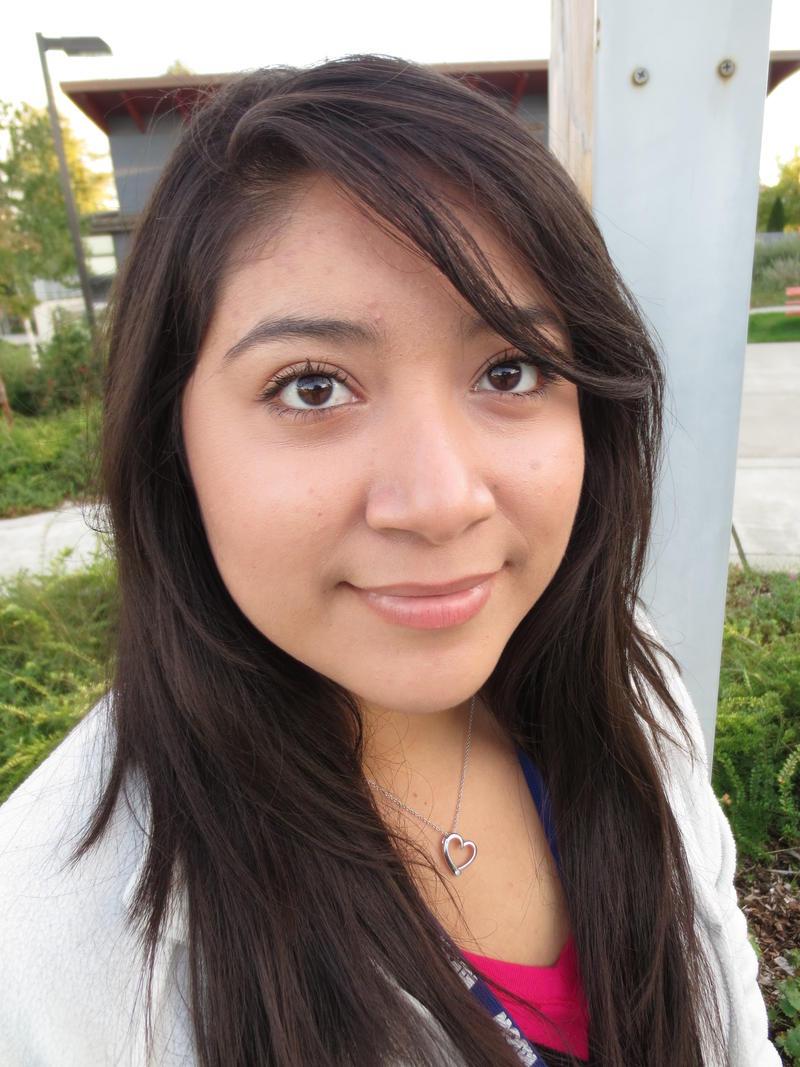 Estefania Chirino Perez, Junior, Health Sciences and Human Services High School