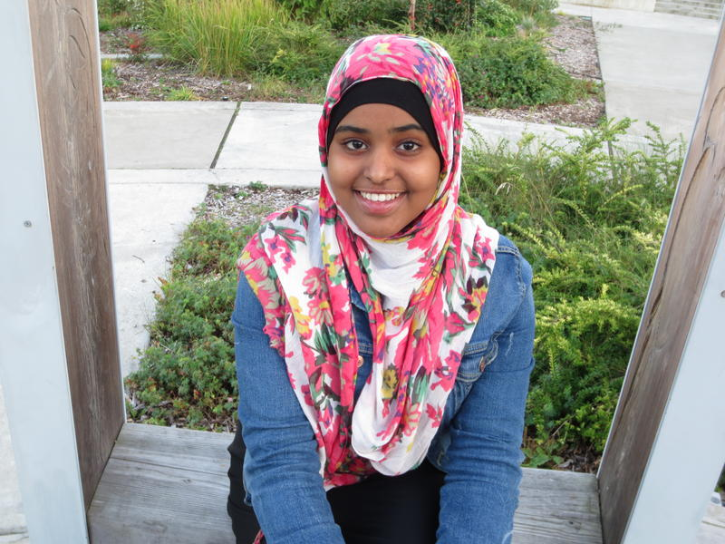 Iman Mohamed, Senior, West Seattle High School