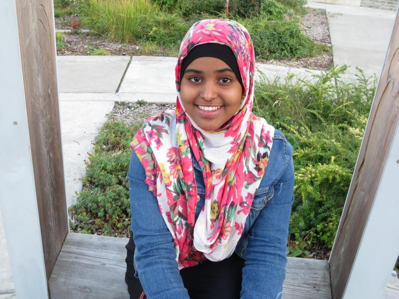 Iman Mohamed, Senior, West Seattle High School