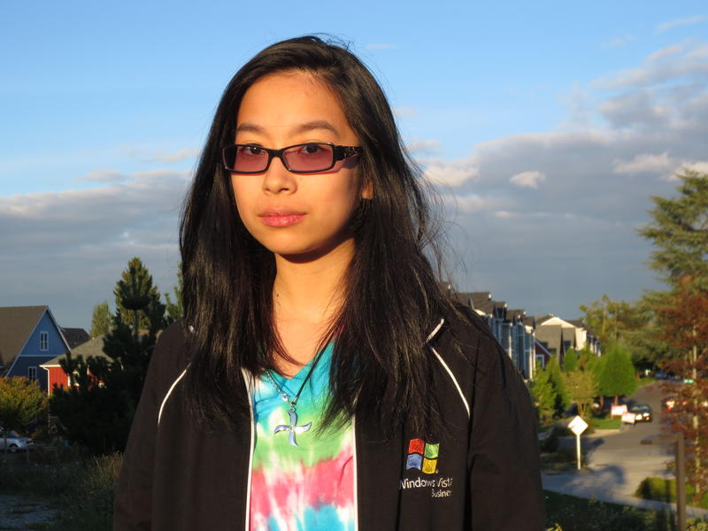 Sophie Ding, Senior, Shorecrest High School