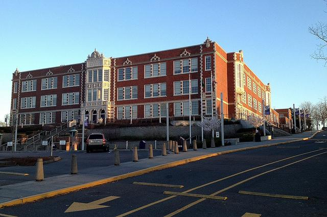 Garfield High School in Seattle.